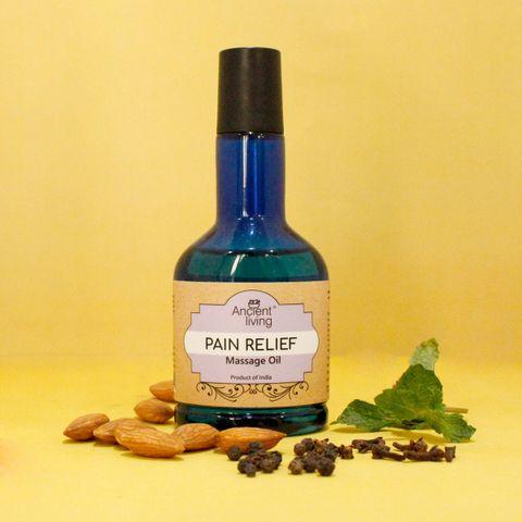 Organic Pain Relief massage oil -100 ml