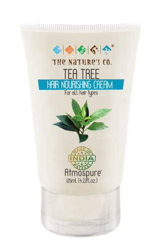 TEA TREE HAIR NOURISHING CREAM (125ML)