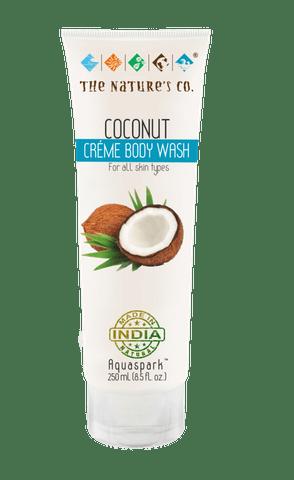 COCONUT CREME BODY WASH (250 ml)