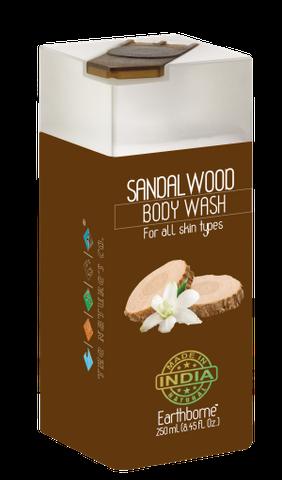 SANDALWOOD BODY WASH (250 ml)