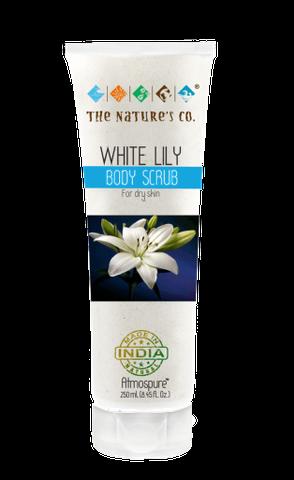 WHITE LILY BODY SCRUB (250 ML)