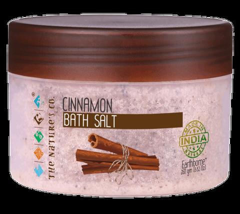 CINNAMON BATH SALT (250 gm)