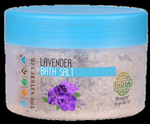 LAVENDER BATH SALT (250 gm)