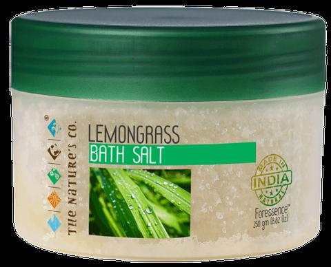 LEMONGRASS BATH SALT (250 gm)