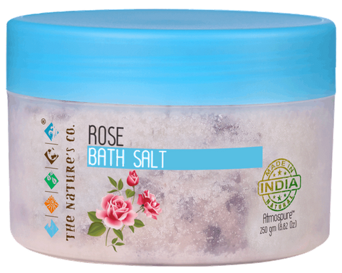 ROSE BATH SALT (250 gm)