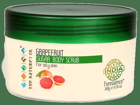 GRAPEFRUIT SUGAR BODY SCRUB (350 gm)
