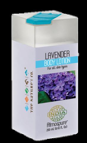LAVENDER BODY LOTION (250 ml)