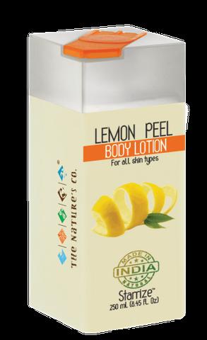 LEMON PEEL BODY LOTION (250 ml)