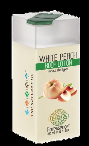 WHITE PEACH BODY LOTION (250 ml)