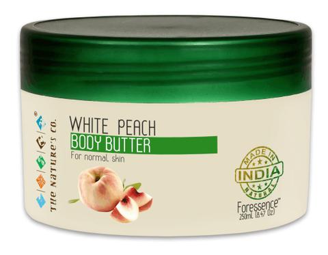 WHITE PEACH BODY BUTTER (250 ml)