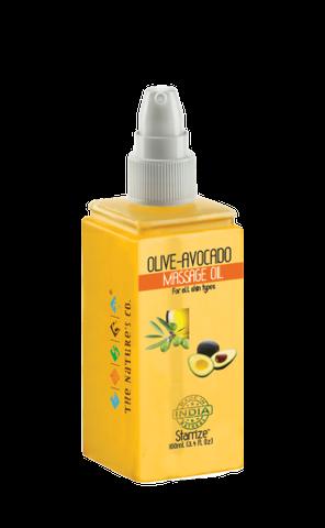 OLIVE-AVOCADO MASSAGE OIL (100 ml)