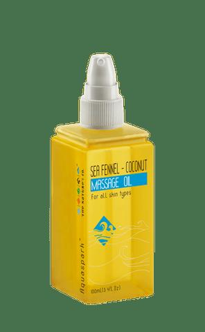 SEA FENNEL-COCONUT MASSAGE OIL (100 ml)