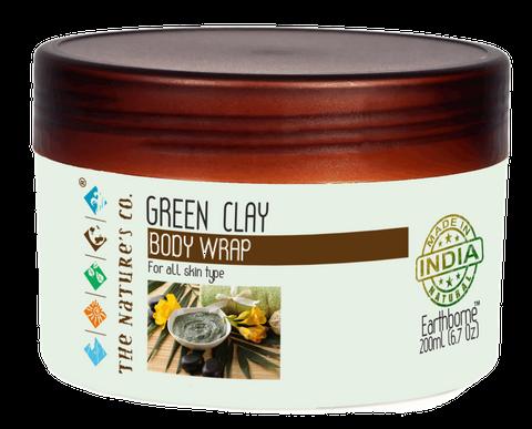 GREEN CLAY BODY WRAP (200ml)