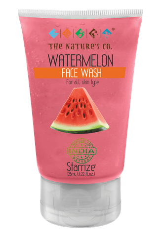 WATERMELON FACE WASH (125 ml)