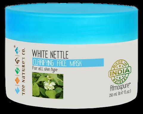 WHITE NETTLE CLARIFYING FACE MASK ( 250 ml)