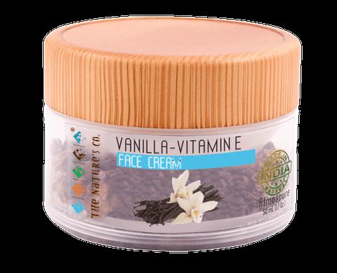 VANILLA VITAMIN E FACE CREAM (50 ml)