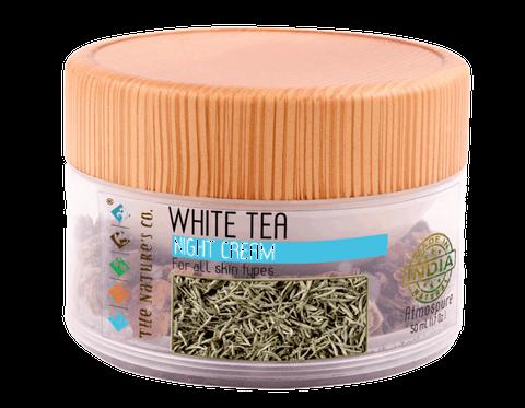 WHITE TEA NIGHT CREAM (50 ml)