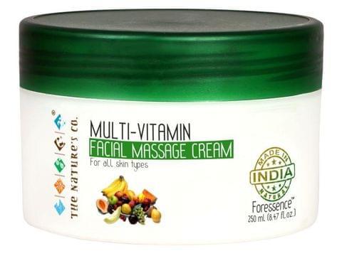 MULTI-VITAMIN FACIAL MASSAGE CREAM (250ml)