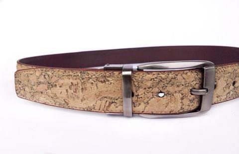 Aristo natural cork belt