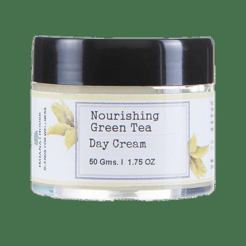 Organic Japanese matcha Green Tea – Nourishing Day Cream