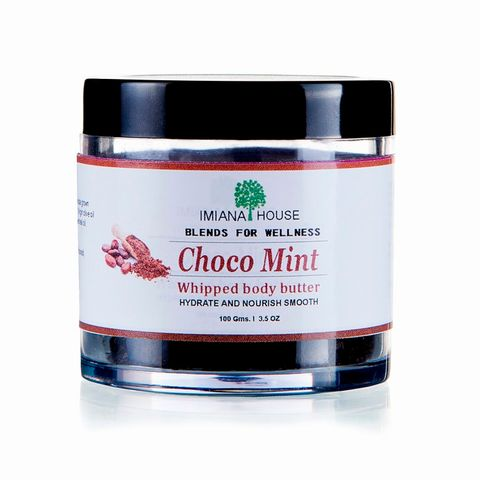 Choco Mint Whipped Body Butter