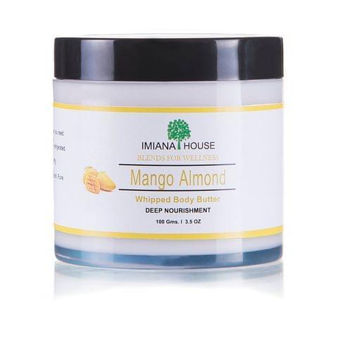 Mango Almond Body Butter