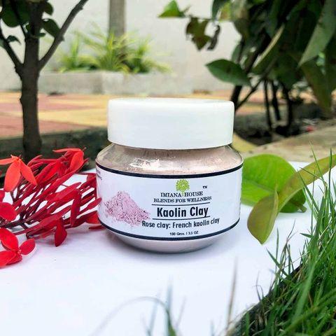 Pink Kaolin clay Powder