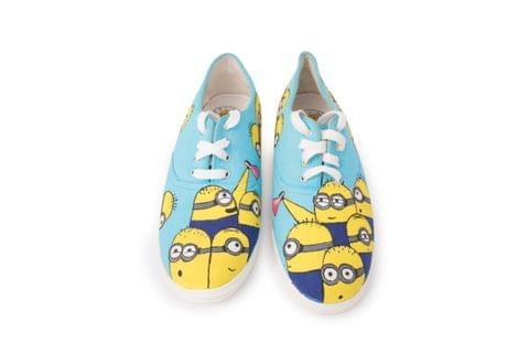 MINIONS Canvas Shoe