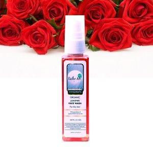 Organic Juniper Face Wash (100mL)