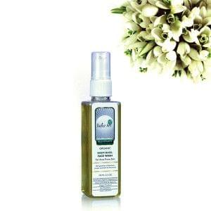 Organic Neem Basil Face Wash (100mL)