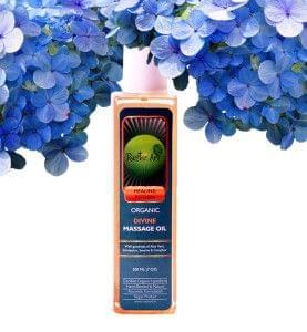 Organic Divine Massage Oil (200mL)