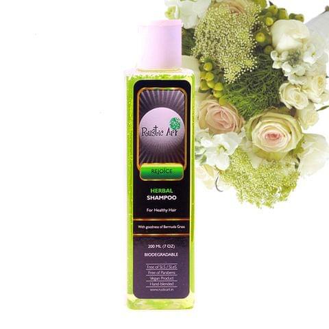 Biodegradable Herbal Shampoo (200 mL)