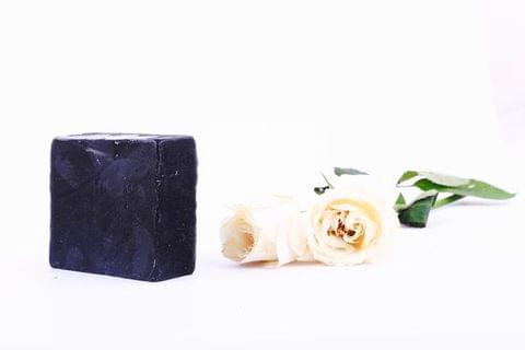 CHARCOAL + FENNEL CLARIFYING SOAP