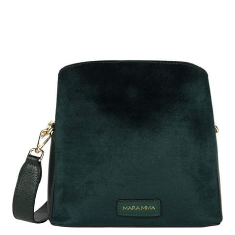 MILA SHOULDER BAG – EMERALD