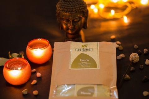 Neelamari Pure Henna Leaf powder (200 gms)