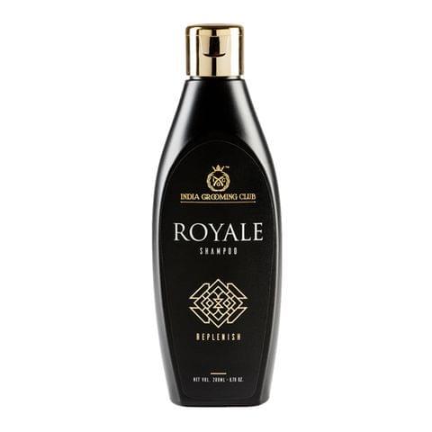 IGC Royale Anti-Hairfall & Conditioning Shampoo