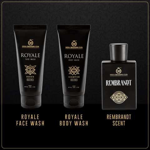 IGC Royale Face & Fragrance Gift Box