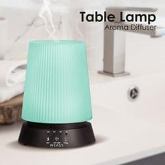 Table Lamp Aroma Oil Diffuser and Humidifier