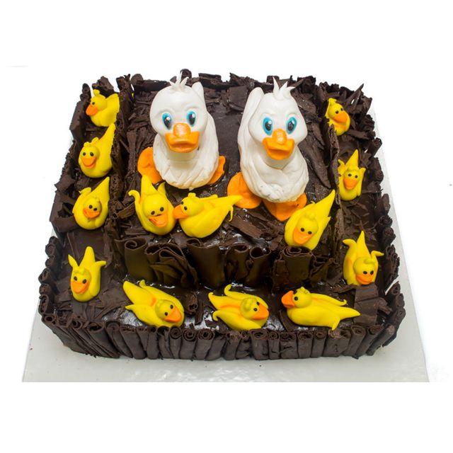 Ducks Unlimited Cake