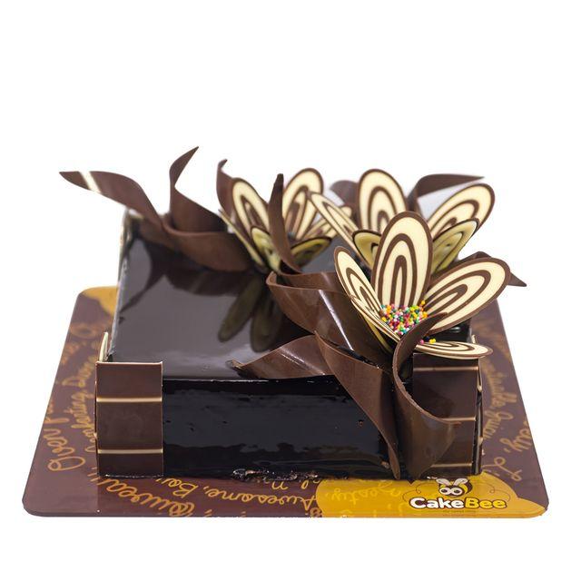 Choco-pop Cake