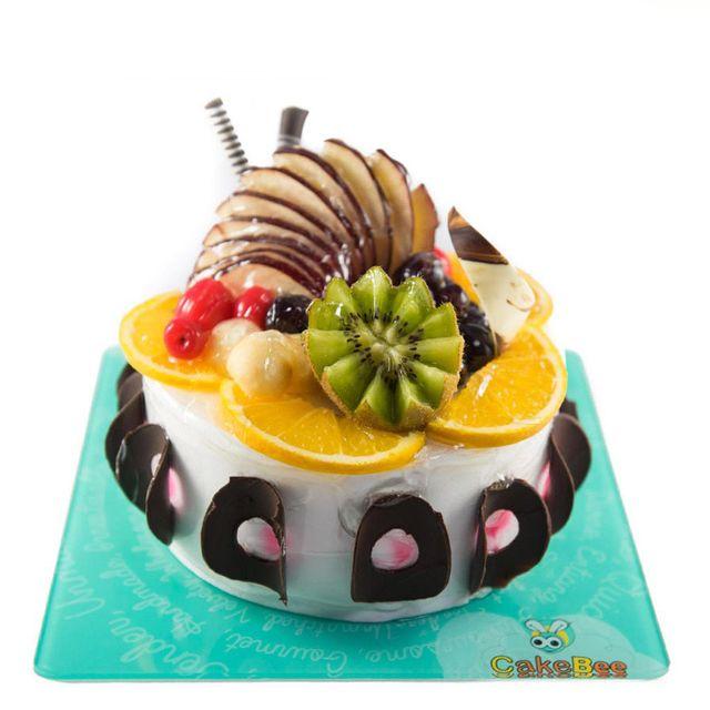 Fruit Lovers Cake