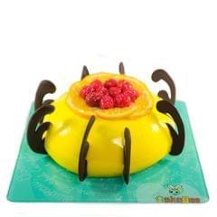 Yellow Clay Cake