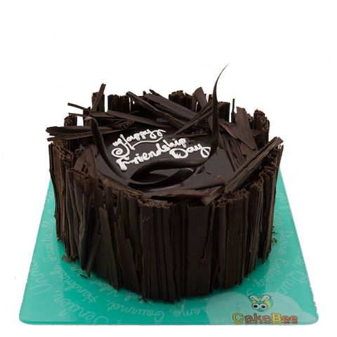 Chocolaty Friendship Cake