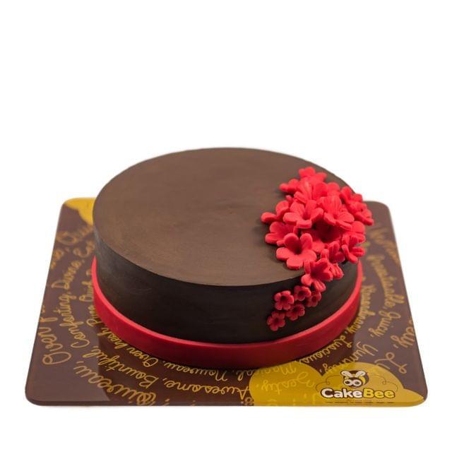 Chocolate Symphony Cake
