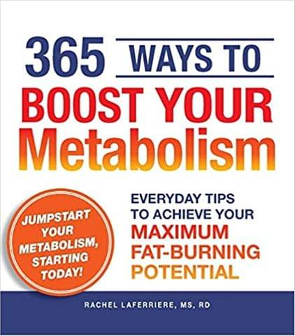 365 Ways to Boost Your Metabolism