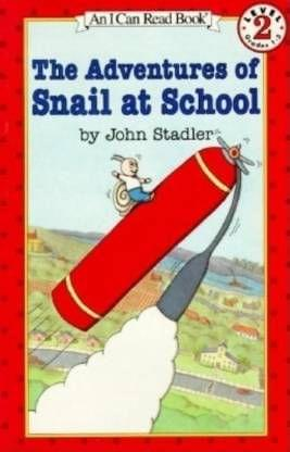 ADVENTURES OF SNAIL AT SCHOOL, THELevel-2