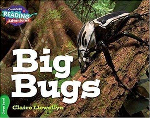 Green Big Bugs