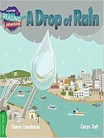 Green A Drop of Rain