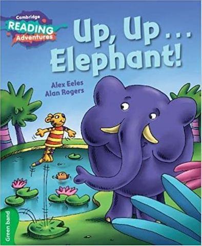 Green Up, Up...Elephant!�