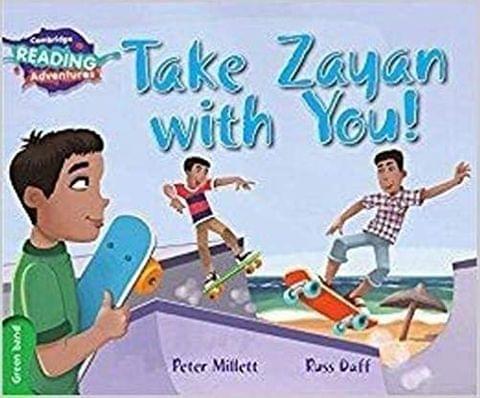 Green Take Zayan with You!